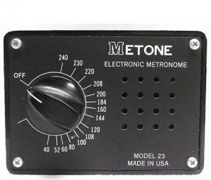 مترونوم الکتریکی می تُن